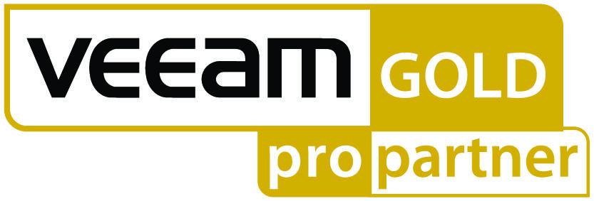 Veeam Gold Partner Logo