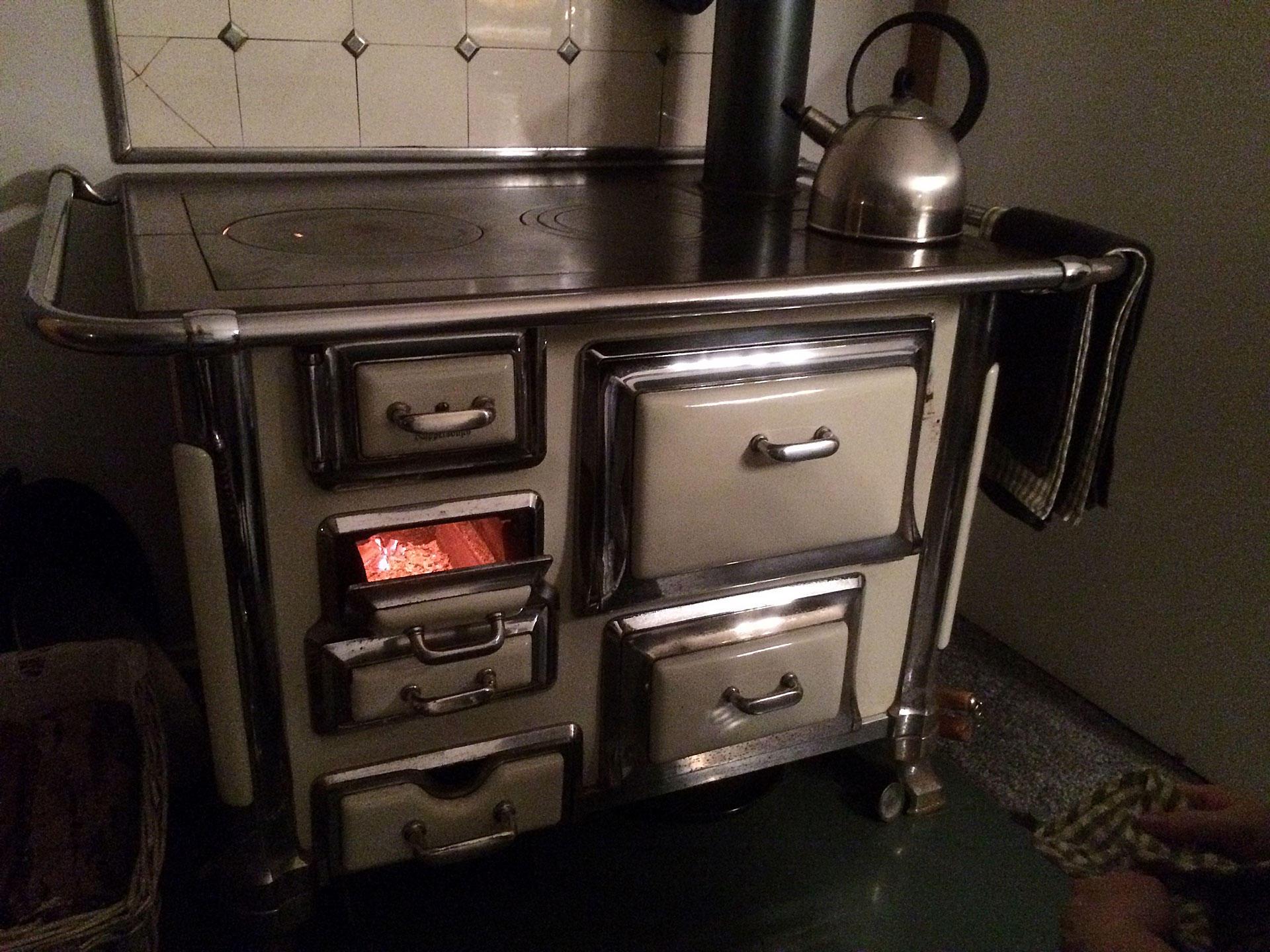 ho.Systeme, Ofen, Backen, Weihnachten 2015