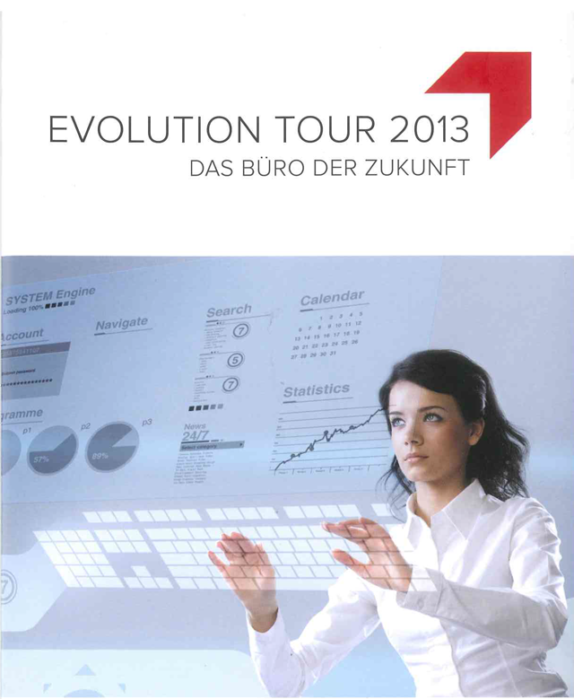 Kyocera Evolution Tour 2013