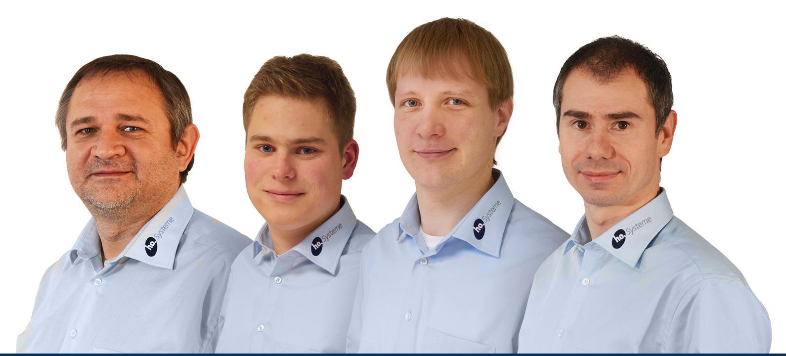 Unsere neuen Teammitglieder