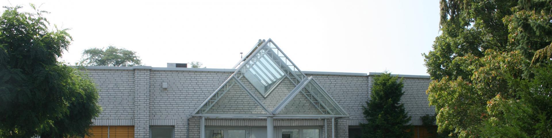 Das neue Gebäude von ho.Systeme in Halle Westf.